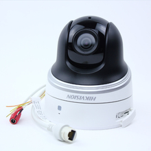 Multi-language DS-2DC2402IW-D3 H.265 4MP MINI PTZ IP onvif Dome Camera IR SD Card Slot 2X Zoom Built In Mic Audio 3D Positioning