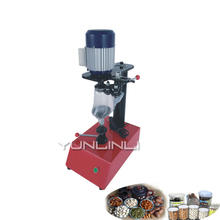 110v/220v Manual Cans Sealing Machine Ring-Pull Cans Circular Canned Food Beer Capping Machine Tin Cans Sealer LT-200