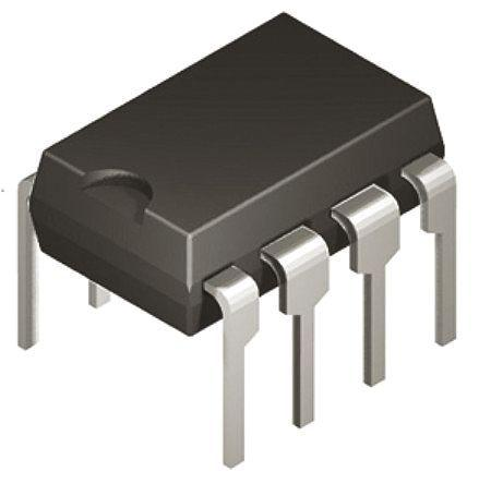 50 шт./лот AT24C02-10PU-2.7 AT24C02 24C02 DIP-8 память 256*8 (2 К)