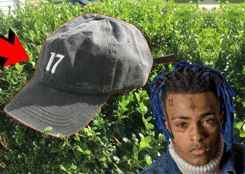 Cotton Cap Hats Baseball-Cap Distressed Xxxtentacion Women Fashion High-Quality 17 Washed