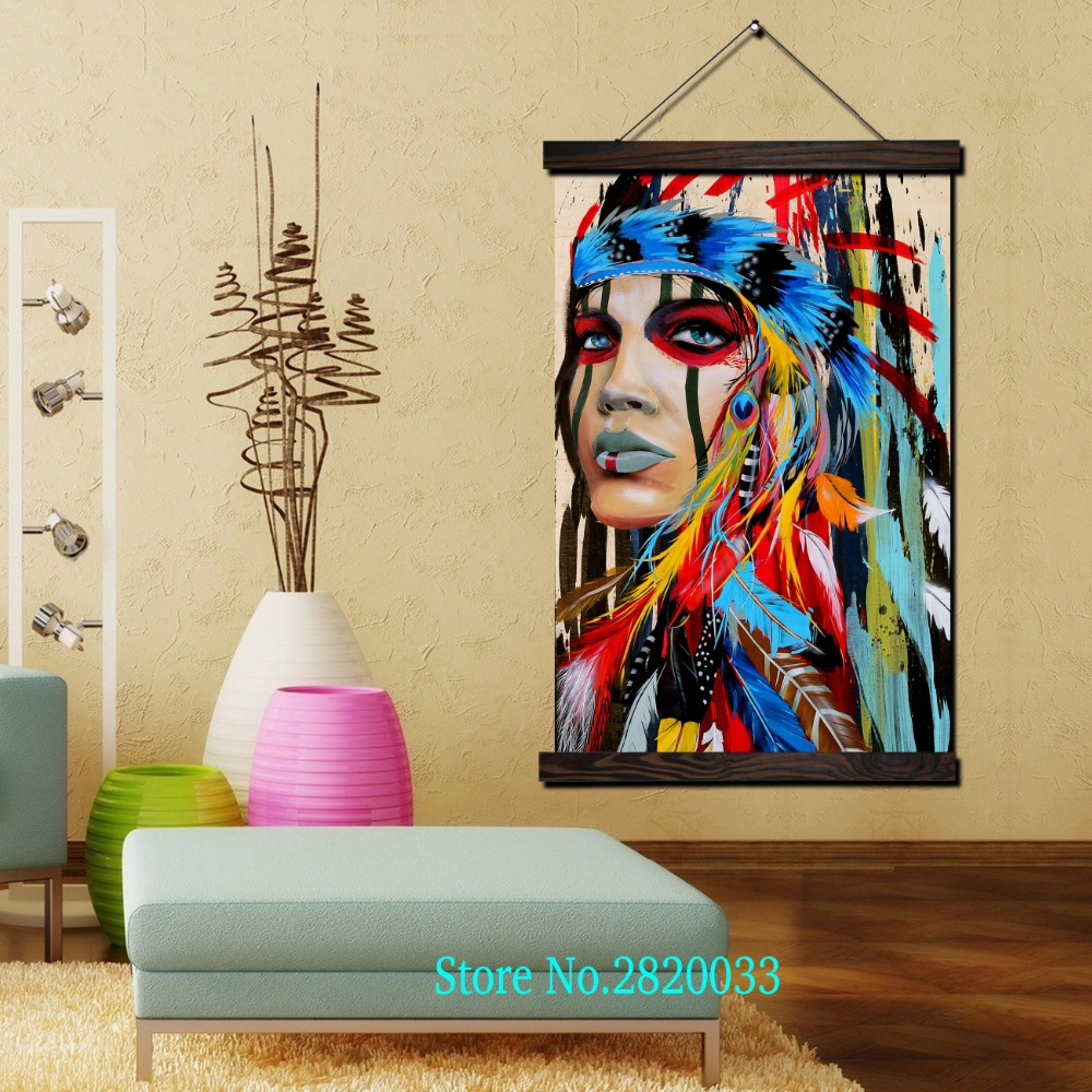 5 Pieces/set Beautiful Norway Late Wall Art Paintings Picture ...