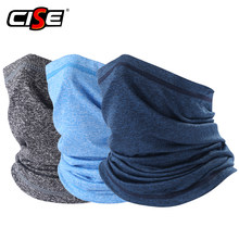 Cationic Fabric Balaclava Motorcycle Half Face Mask Neck Guard Scarf Ski Biker Snowboard Warm Tube Face Shield Bandana Headband(China)