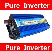 Инверсор 12 В ONDA senoidal Pura 3000 Вт Чистая синусоида Инвертор, Чистая синусоида постоянного тока в AC чистый инвертор 3000 Вт пик 6000 Вт
