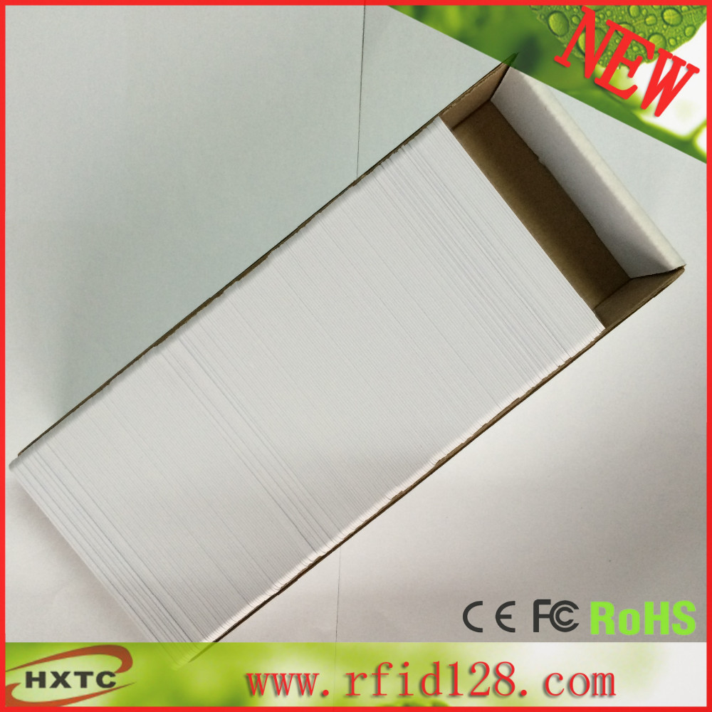High Light Material Inkjet Printing PVC Blank Card (No Chip) Suitable for a variety of Inkjet Printer (Epson Canon Printer) 230pcs lot printable blank inkjet pvc id cards for canon epson printer p50 a50 t50 t60 r390 l800