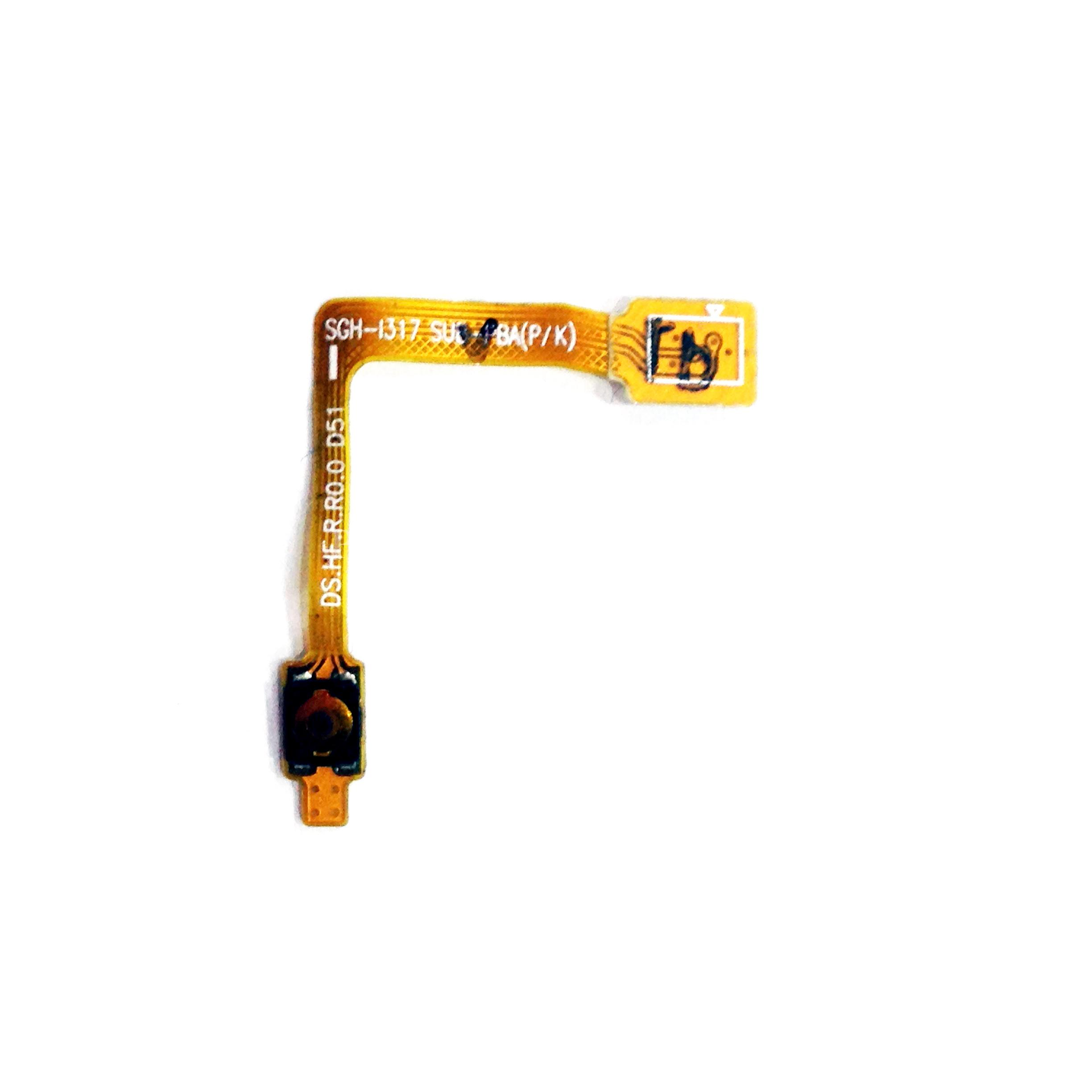 2x For Samsung Galaxy Note 2 N7100 N7105 High Quality Power On Off Button Switch Flex Cable Power Flex Cable Replacement Parts