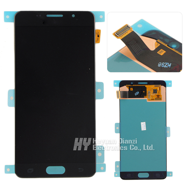 100% original For Samsung Galaxy a5 A500 a500f 2016 a510 A510f LCD Display Touch screen Digitizer Assembly FREESHIPPING