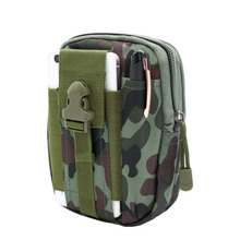 Unisex Waist Pack Casual Durable Bag Canvas Multifunctio Military Fanny Zipper Waterproof Outdoor Tactical 2019