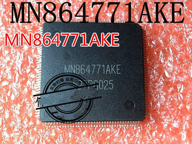 1PCS MN864771AKE MN864771 LQFP New original