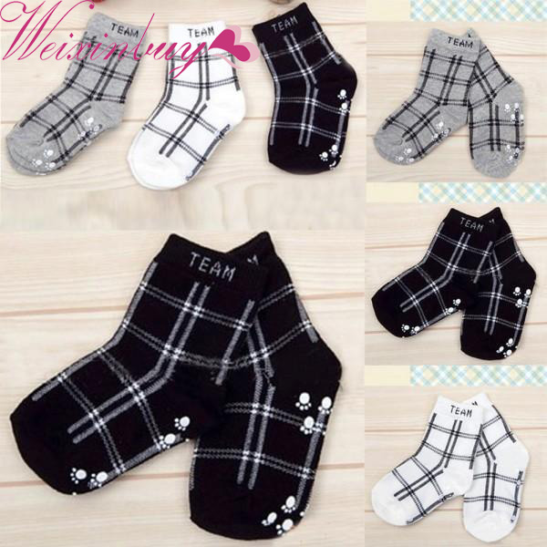Hot Sale Baby Socks 2018 Spring Autumn Baby Boys Infant Cotton Plaid Socks Anti-slip Children Fashion Retro Floor Socks S2Hot Sale Baby Socks 2018 Spring Autumn Baby Boys Infant Cotton Plaid Socks Anti-slip Children Fashion Retro Floor Socks S2