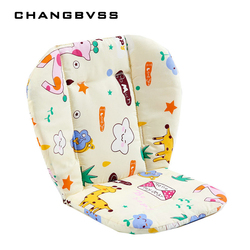 Детская коляска, поддерживающая подушку, аксессуары для коляски, вкладыш, 5 точек, высокий стул, детское автокресло, подушка для коляски, мат...