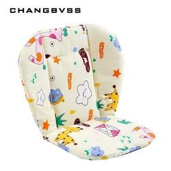 Детские коляски Поддержка подушки Аксессуары для колясок вкладыш 5 точечные ремни безопасности стульчик для кормления ребенка подушка для ...