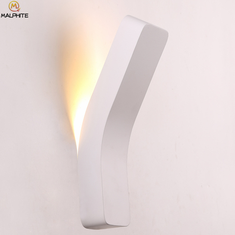 romance led lampadas de parede moderna led