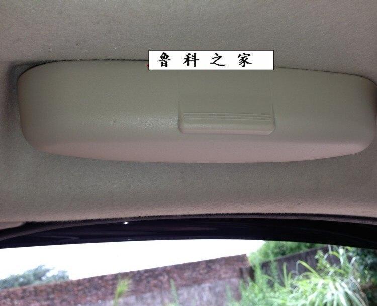 For Mitsubishi Outlander 2013 2014 Lancer EX 2009-2013 ASX RVR Outlander Sport 2009-2013 Car Front sun glasses case box 2013