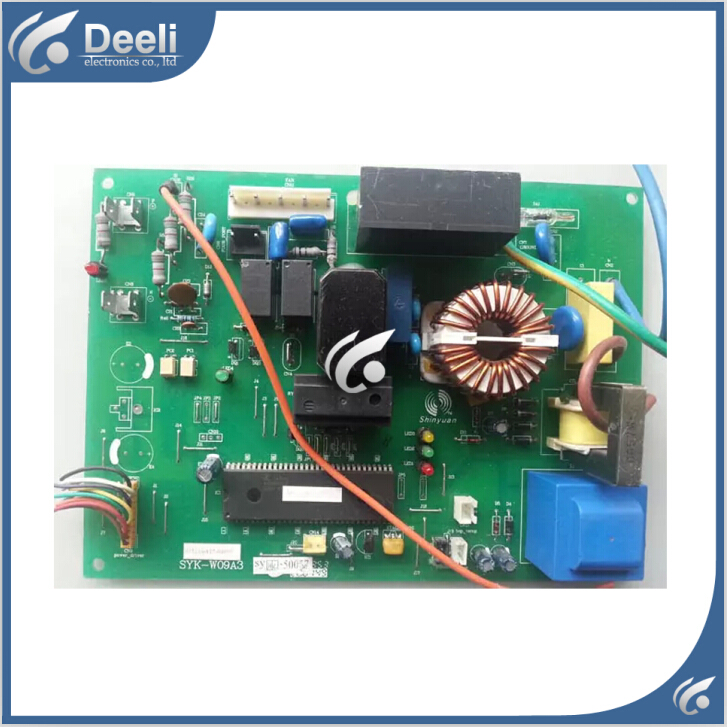 95% new good working for air conditioning motherboard Computer board SYK-W09A3 good working 95% new good working
