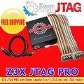 Бесплатная Доставка + оригинальный новый Легкий Jtag Z3x EasyJtag z3x JTAG PRO с Emmc адаптер 2-в-1 (JTAG box и JTAG искатель) + Бесплатная Доставка