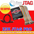 Frete Grátis + original novo Fácil Jtag Z3x EasyJtag z3x JTAG PRO com adaptador Emmc 2-em-1 (caixa e JTAG JTAG localizador) + Frete Grátis