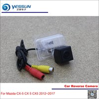 Car Reverse Camera For Mazda CX 5 CX 5 CX5 2012 2017 Rear View Back Up