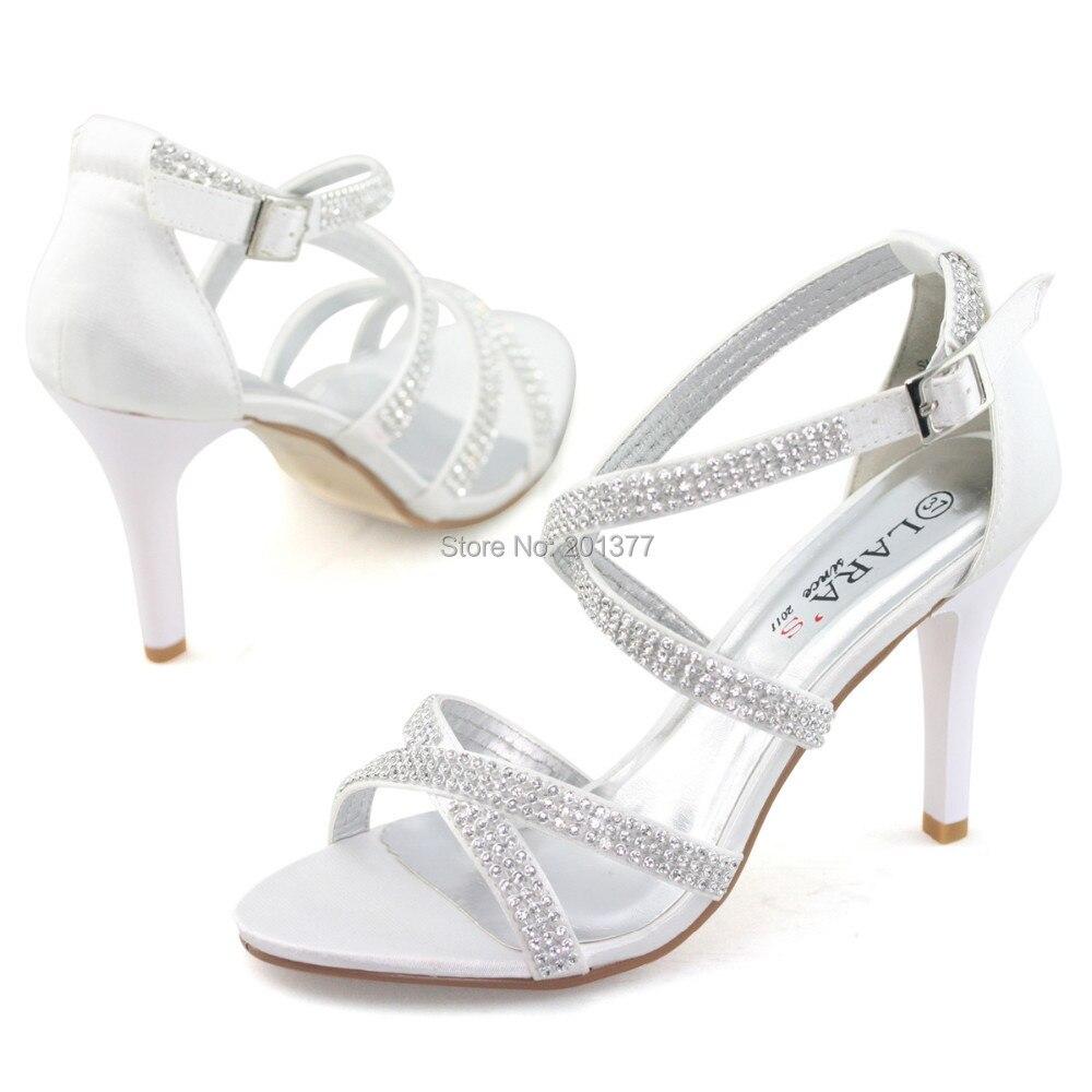 Chaussure A Talon Diamant