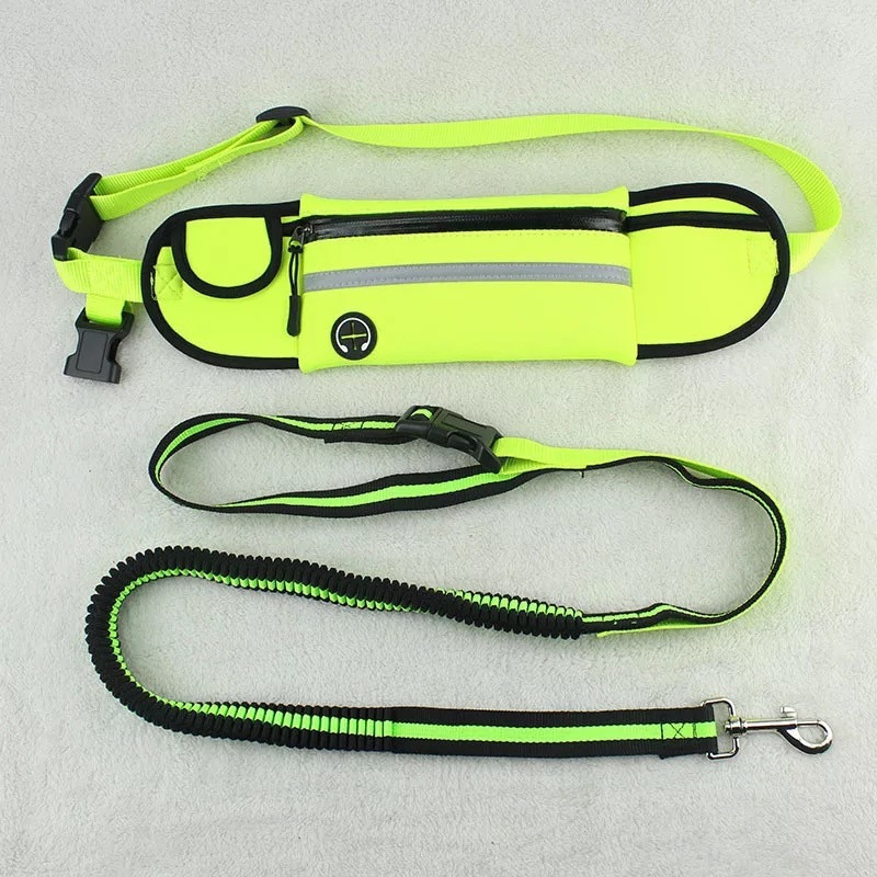 Handfree Bungee Dog Leash (13)