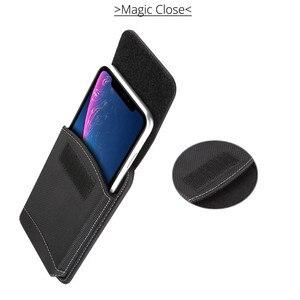Image 5 - אוניברסלי חגורת קליפ נרתיק עבור Huawei p20 לייט p20 פרו p8 p9 P10 בתוספת מקרה מותניים תיק עבור mate 10 לייט 7 8 9 10pro honor 6 בתוספת