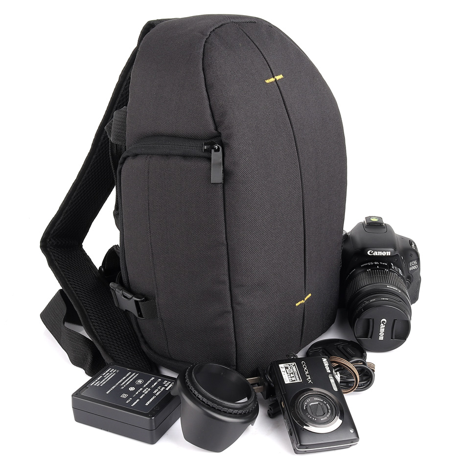 DSLR Camera Bag Photo Backpack For Canon 1300D 60D 750D 1200
