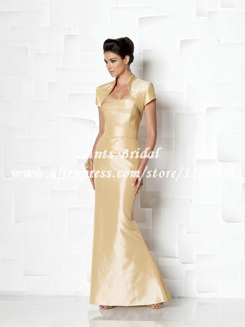 Strapless Mother of the Groom Dresses