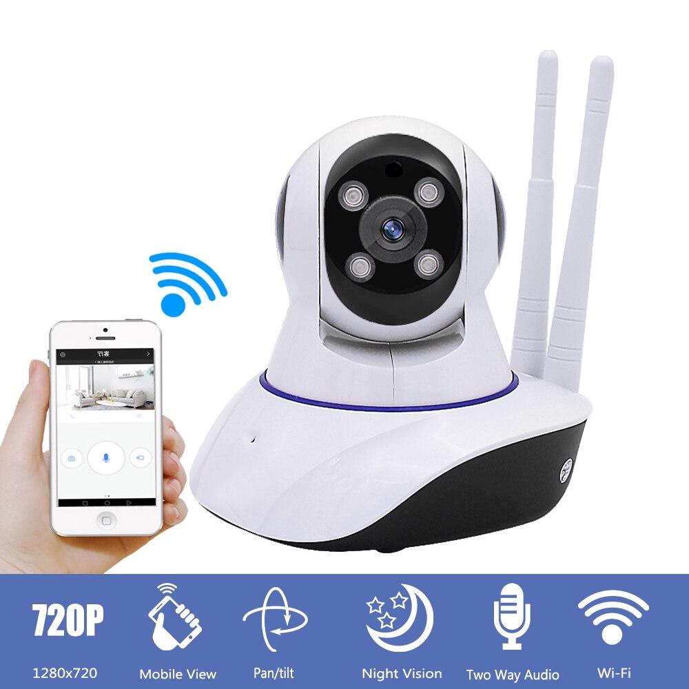 Mini 1MP 720P wifi IP Camera Surveillance CCTV Security Camera with font b Night b font