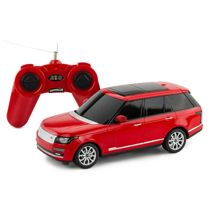 1:24 Электрический Р/У машинки машин на Дистанционное управление Радио Управление автомобиля Игрушечные лошадки для детей Range Rover Sport 48500 Cayenne 46100