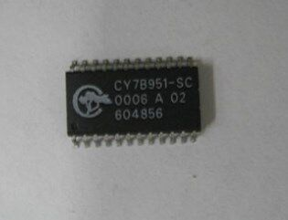 (100%New) CY7B951-SXC CY7B951-SXCT CY7B951 CYPRESS SOP24 Brand new original orders are welcome 100%new adc16471ciwm adc16471 sop24 ns brand new original orders are welcome