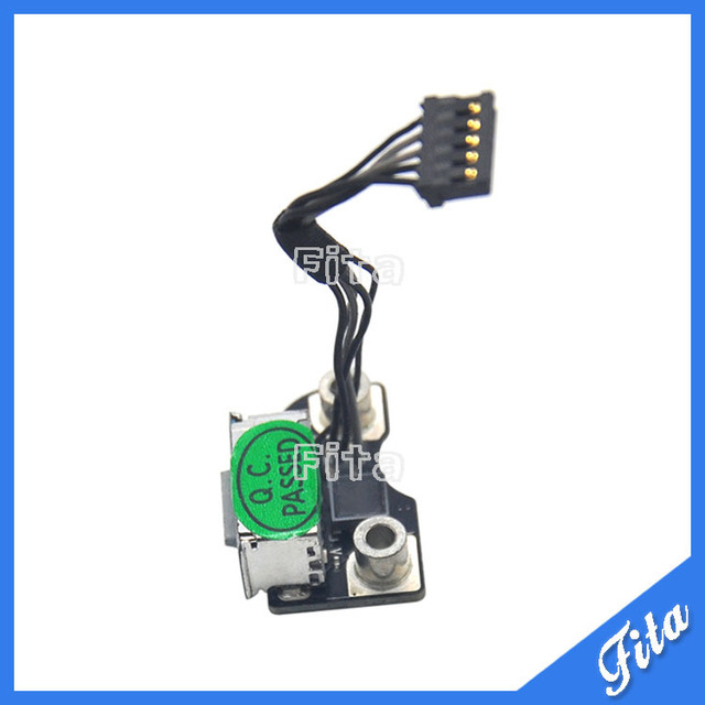 661-4950 661-4947 922-9288 820-2361-A 514-0609 I/O Board For Macbook Pro Unibody A1278 A1286 A1297 Power Jack Magsafe Board