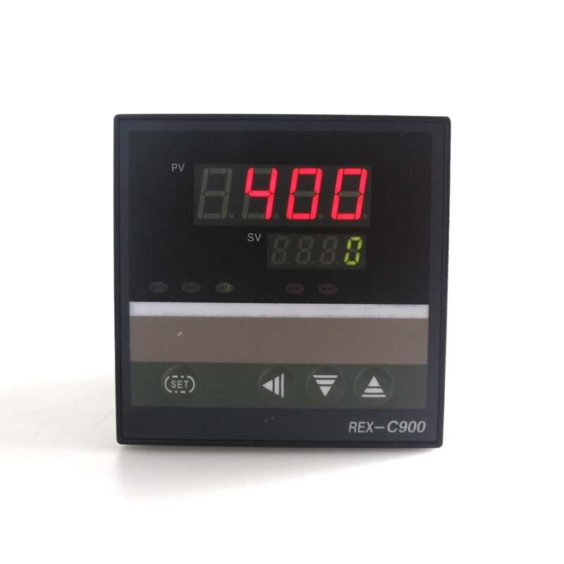 все цены на  REX-C900 Digital PID Temperature Controller 0-400C Thermostat Regulator Relay Output  онлайн