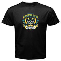 Immortan Joe Warboys Shiny Chrome T Shirt Black Basic Tee