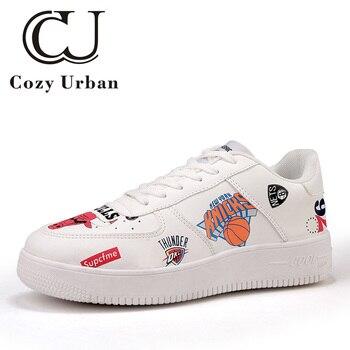 Cosy Urban sneakers hombres hombres zapatos casuales 2018 venta caliente para caminar doc martens schwarz pascal