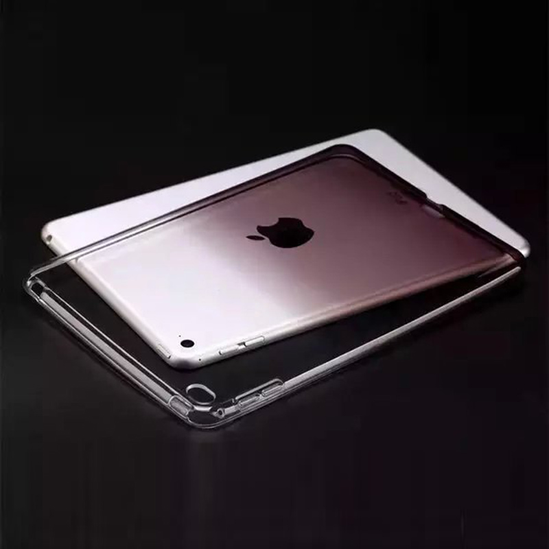For iPad 2 iPad 3 iPad 4 Cases soft sili