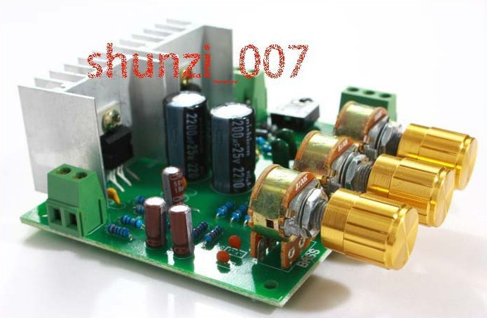 US $7 11 10% OFF|Two channel 2 0 15W+15W TDA2030A hifi stereo amplifier AMP  board DIY Kit-in Amplifier from Consumer Electronics on Aliexpress com |