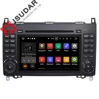 Wholesales! Android 7.1.1! 7 Inch Car DVD Player For Mercedes/Benz/Sprinter/B200/B-class/W245/B170/W209/W169 Wifi GPS Radio