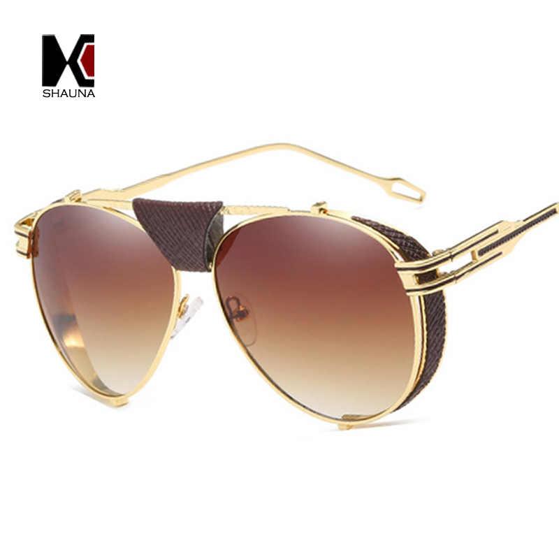 0516f961d88 ... SHAUNA Cheaper Iron Man 3 Matsuda Sunglasses Men Square Sun Glasses  Brand Designer Women Punk Sunglass. RELATED PRODUCTS. SHAUNA Retro Men  Folding Pilot ...