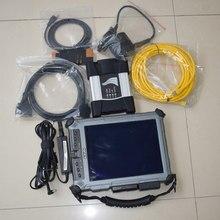 Hot! 2016.12v Newest ICOM A2 For BMW ICOM A2 NEXT A+B+C New Generation ICOM A2 diagnostic & programmer ix104 tablet i7cpu 4G RAM