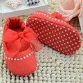 Девочка Принцесса Prewalker Обувь Мягкой Подошвой Обувь Детская Горный Хрусталь Детская Кровать В Обуви Впервые Ходунки Девушка Обувь Малыша