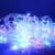 10 pcs LED Luzes Da Corda Do Feriado Festa de Casamento Da Árvore de Natal Decoração 10 M 100Led Lâmpadas de Néon RGB AC220V luzes Ao Ar Livre