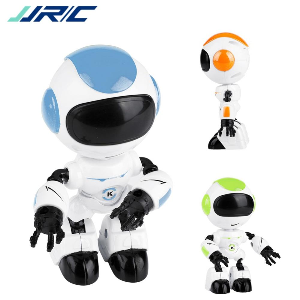 Consumer Electronics Robot Smart Voice Recognition Robot Gesture Sensing Touch Intelligent Programmable Walking Dancing Smart Robot