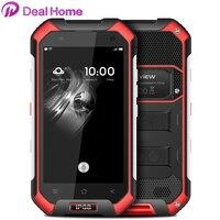 Новое поступление Blackview BV6000S IP68 Водонепроницаемый мобильный телефон Android 6,0 MTK6737 4,7