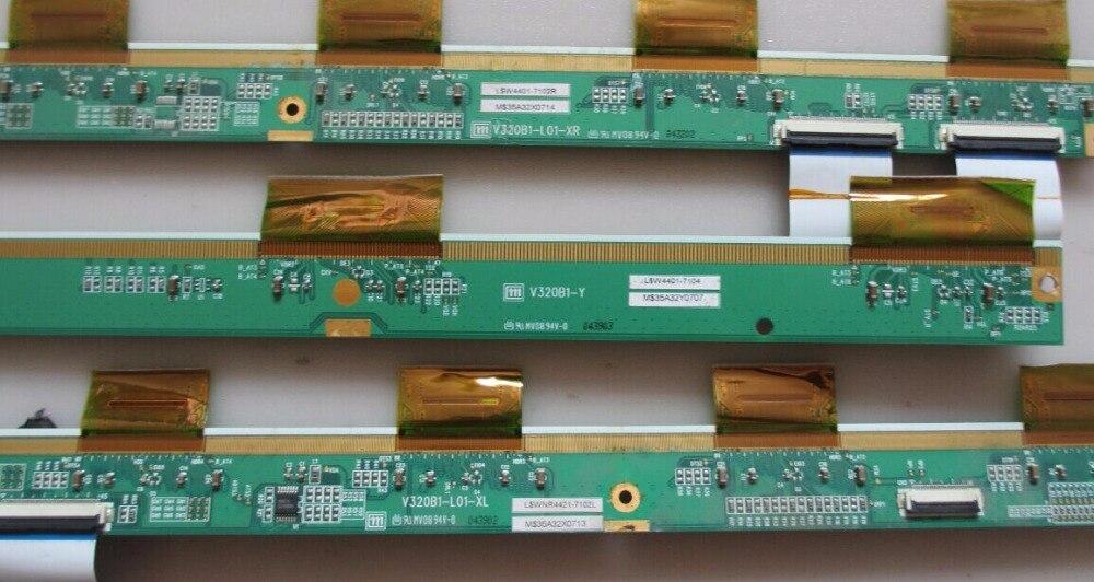 все цены на V320B1-Y/V320B1-L01-XL/V320B1-XR LCD Panel PCB онлайн