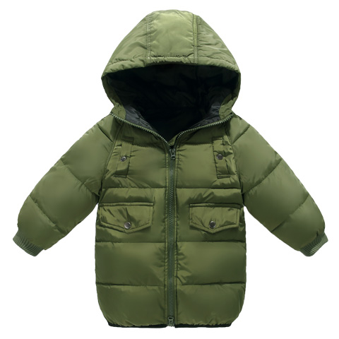 2018 New Children Winter Kids Clothes Warm Down Boys Girls Jacket Thicken Coat For Boy Girl Kids Teenage Winter Hooded Outerwear 2015 new hot winter thicken warm woman down jacket coat parkas outerwear hooded splice mid long plus size 3xxxl luxury cold