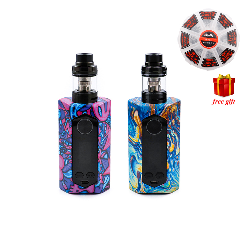 Free gift Original Geekvape Blade Kit 235W with aircraft grade material Blade Box MOD Supports 18650 20700 21700 Battery Vape