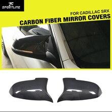 5 serii f10 stylizacji samochodów wymiana lusterko boczne z włókna węglowego pokrywy czapki dla bmw f10 2014-2016 g30 2017