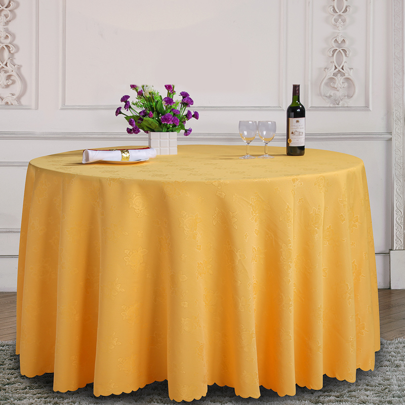 WLIARLEO New Tablecloth Red Oilproof Dining Table Cloth Restaurant/Wedding/Party Christmas Table Cover tableclothes decoration