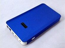 Multi-Функция автомобиля Батарея Авто Пусковые устройства мобильный телефон 100% 8000 мАч аварийного Запасные Аккумуляторы для телефонов ноутбука внешний Перезаряжаемые Батарея