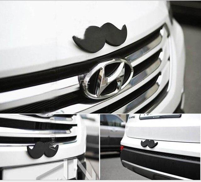 Corea Del sur adornos de los coches barba accidente todos los modelos pueden ser utilizados para la decoración casera