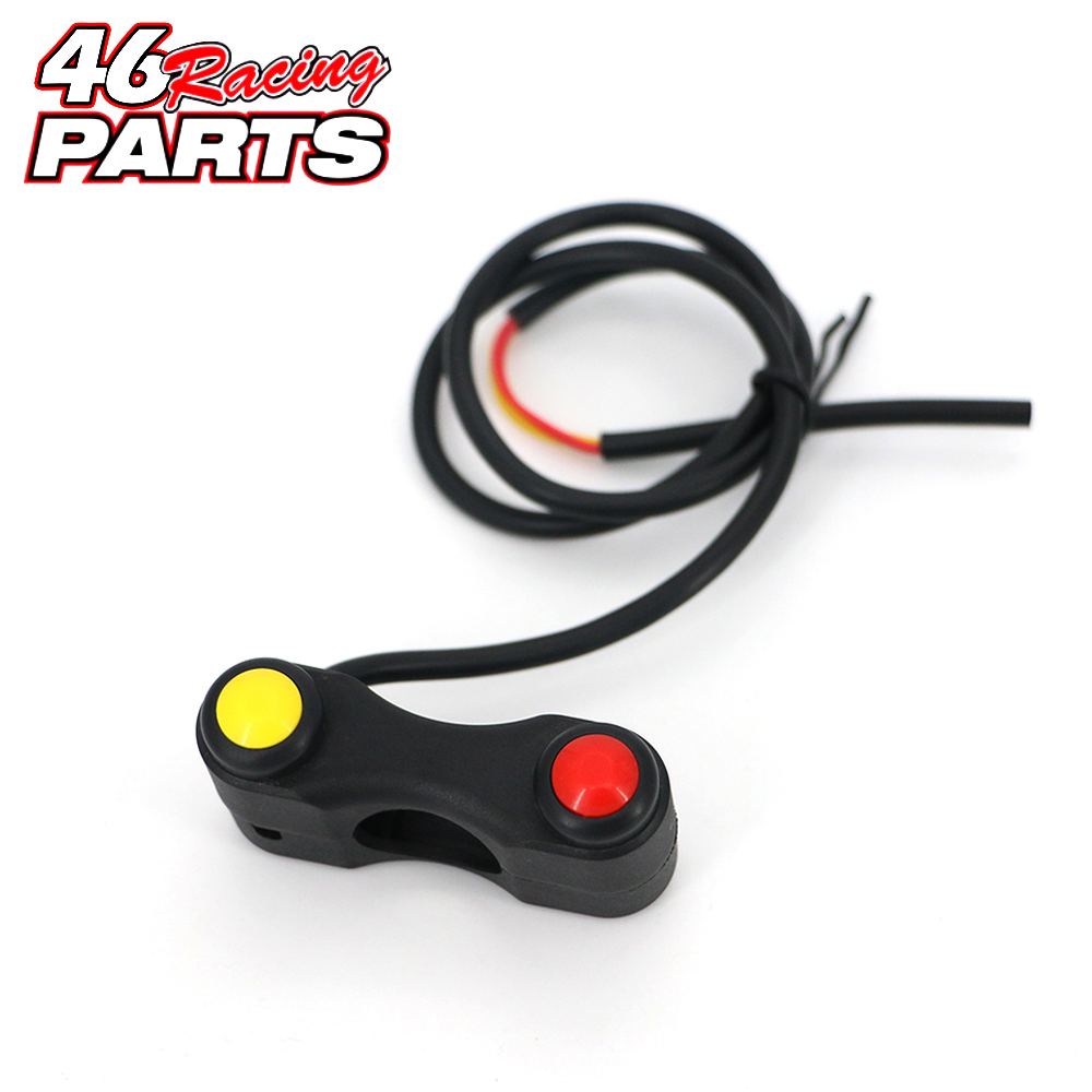 2/Two button For Motorcycle /Electric motorcycles /Scooter handlebar switch/switches